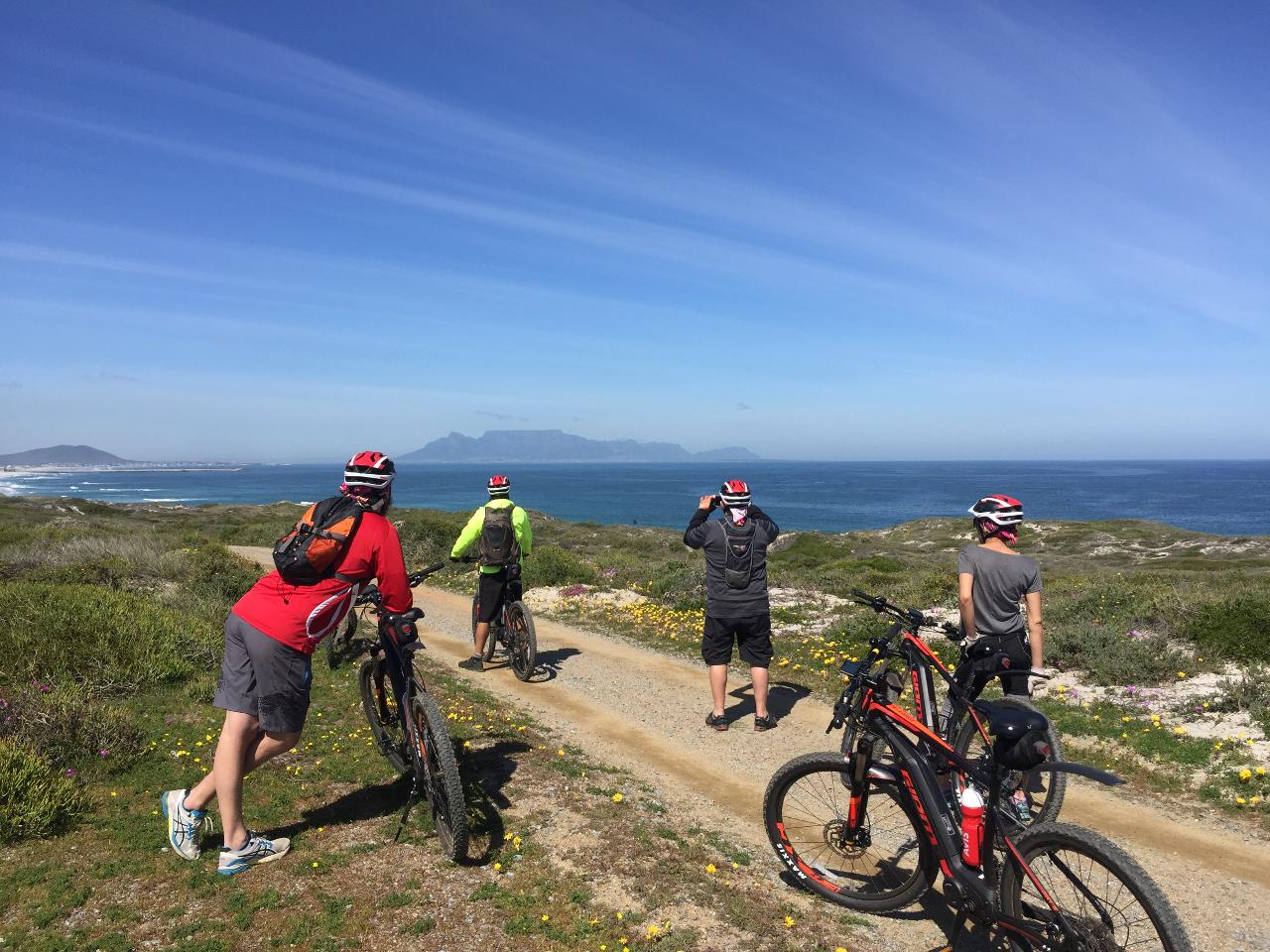 West Coast Wildlife Ebike Tour With Pickup Service