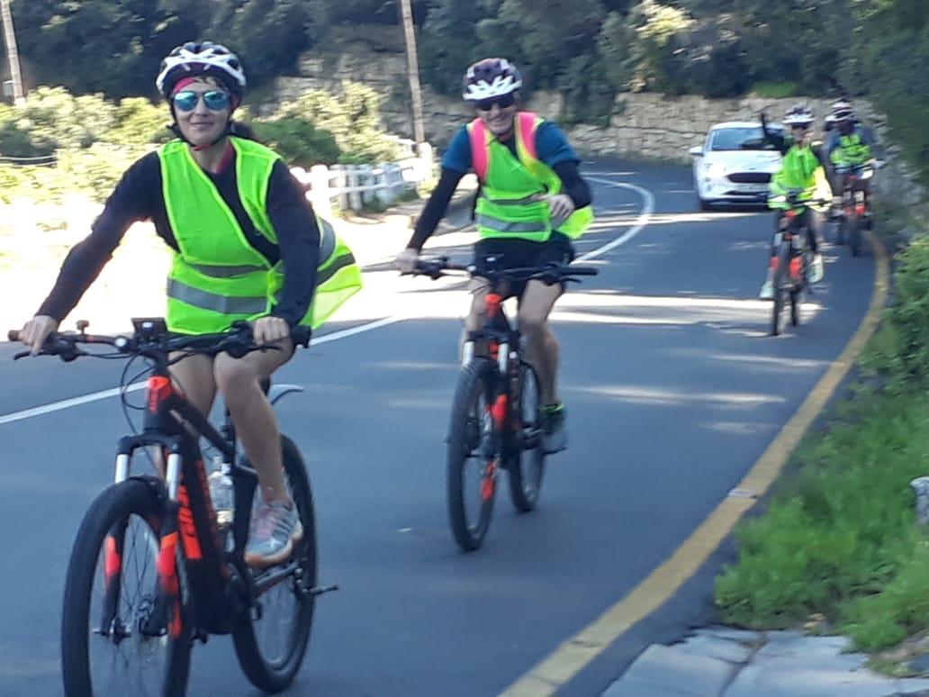 Chapman's Peak Ebike tour & Picnic