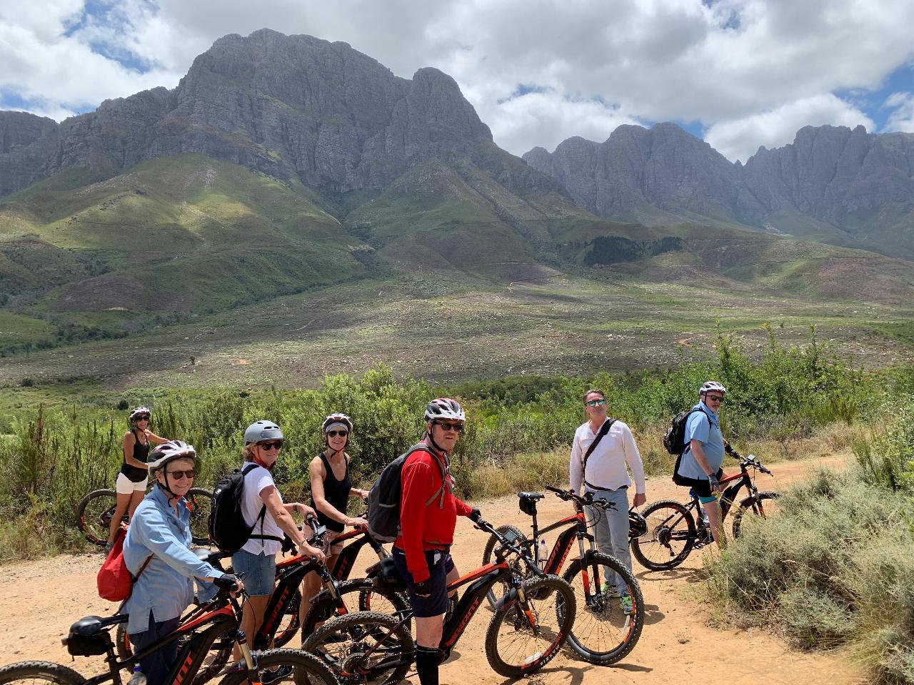 Jonkershoek Stellenbosch Tour