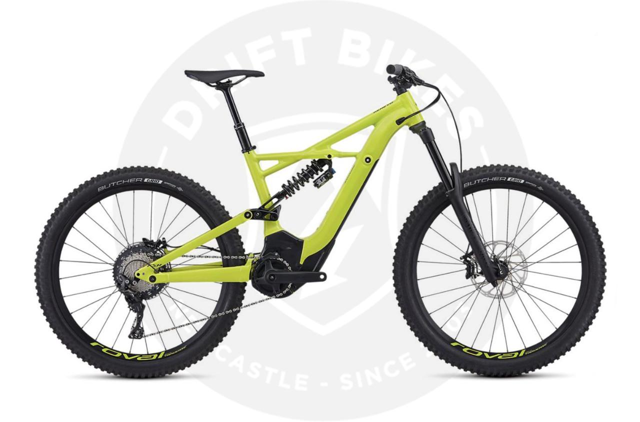 Half Day e-Bike Hire - 2019 Specialized Kenevo Comp 27.5