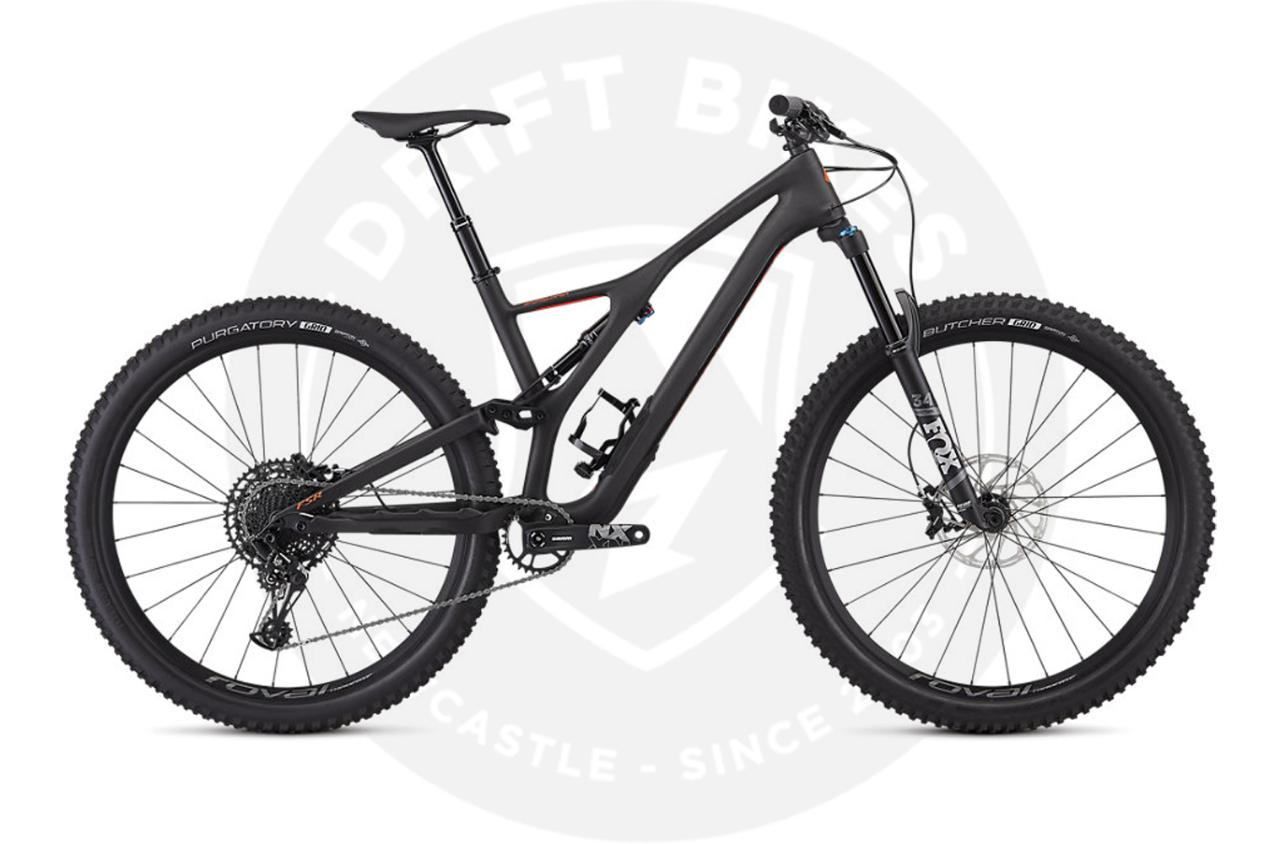 Half Day MTB Hire - Comp Carbon Stumpjumper 29