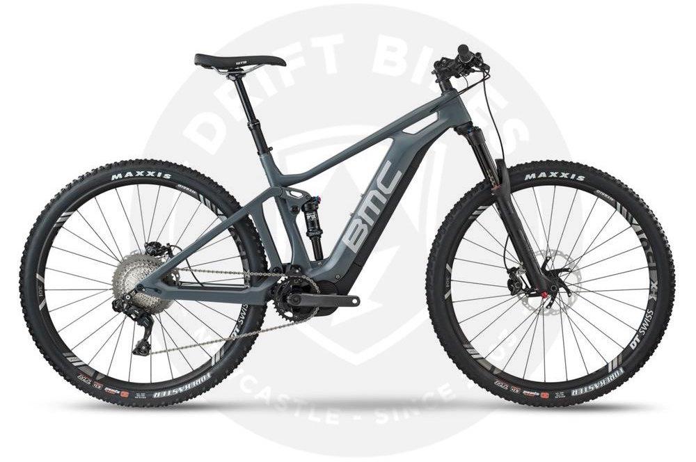 Half Day e-Bike Hire - 2018 BMC Speedfox AMP ONE 29