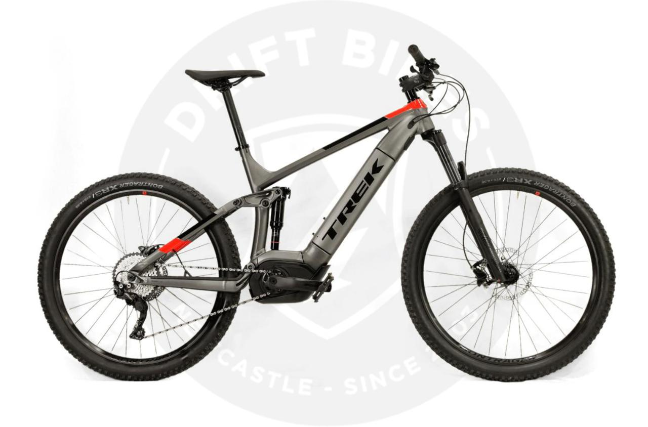 Full Day e-Bike Hire - 2019 Trek Powerfly FS 5 27.5