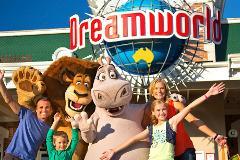 Dreamworld Theme Park Tour from Brisbane