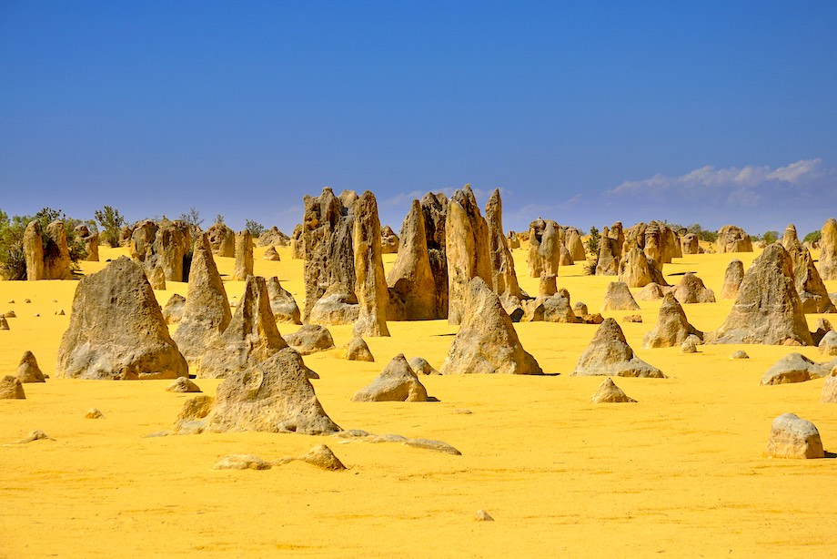 Pinnacles Day Tour from Perth with Sandboarding and Lunch