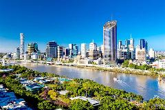 Brisbane Morning City Tour and River Cruise