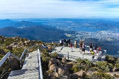 kunanyi/Mount Wellington Morning Tour from Hobart