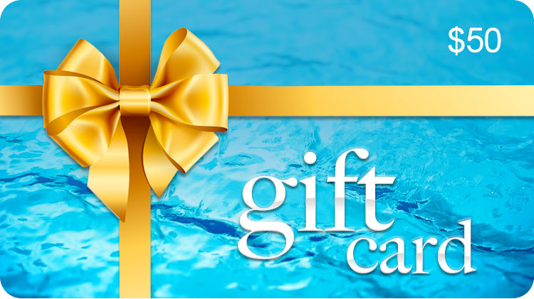 $50 GIFT CARD - REDCLIFFE