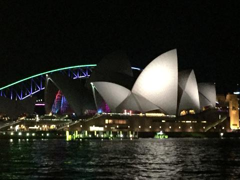 Overnight Sydney Harbour Experience ( Seabbatical )