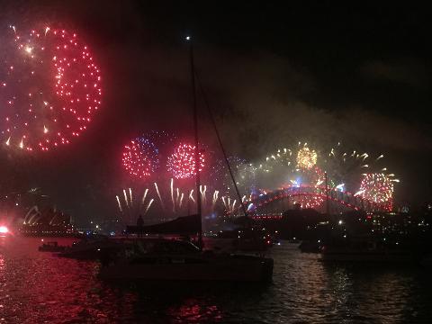 New Year's Eve ( Seabbatical )