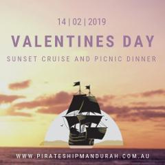 Valentines Day Sunset Cruise