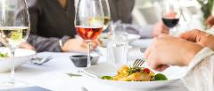 Wine Country Progressive Evening Dinner Tour (5 hours)
