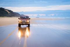 3Day/2Night Fraser Island Wilderness Beach Camping 4WD Adventure