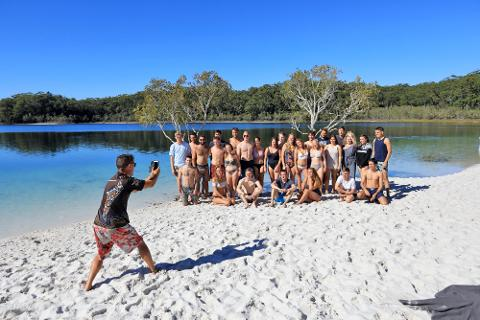 3Day/2Night Wilderness Camping Fraser Island Tour - Drop Bear
