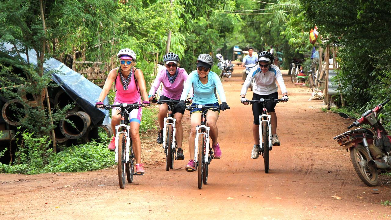 Siem Reap to Saigon - 16 Days