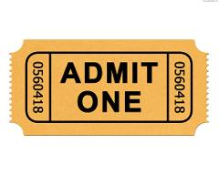 Admission (Child 5-12)