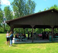 Pavilion Rental
