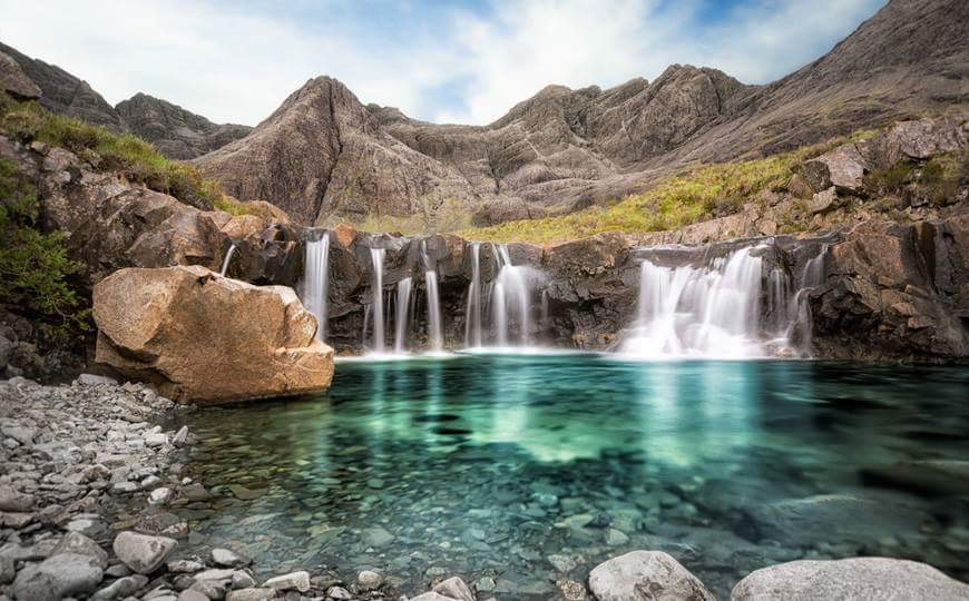ISLE OF SKYE AND FAIRY POOLS TOUR DEPARTING FROM INVERNESS