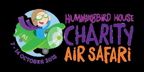 Hummingbird House Charity Air Safari 2018