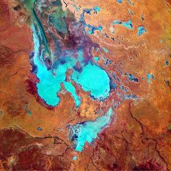 Lake Eyre Outback Air Safari