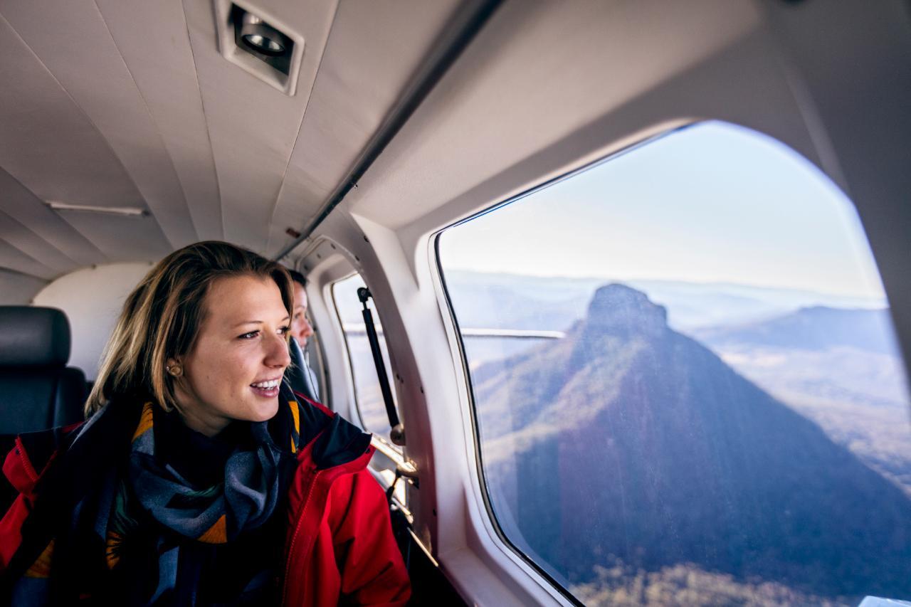 Mt Warning and Border Ranges Scenic Flight