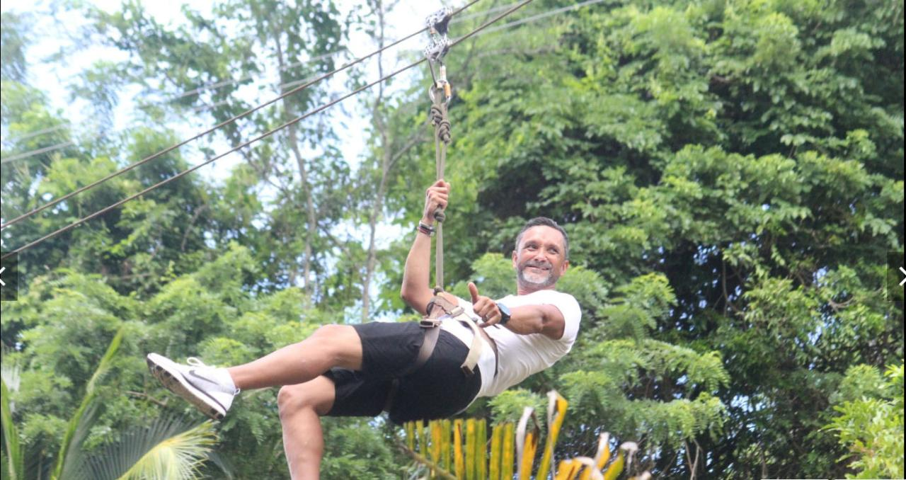 Jungle Top Zipline Experience