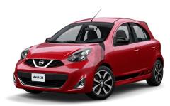 Explora Nissan March SR @Bacalar