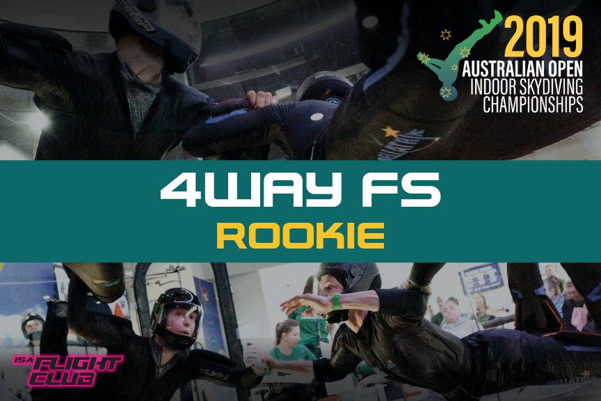 Australian Open 2019 - 4-way FS Rookie