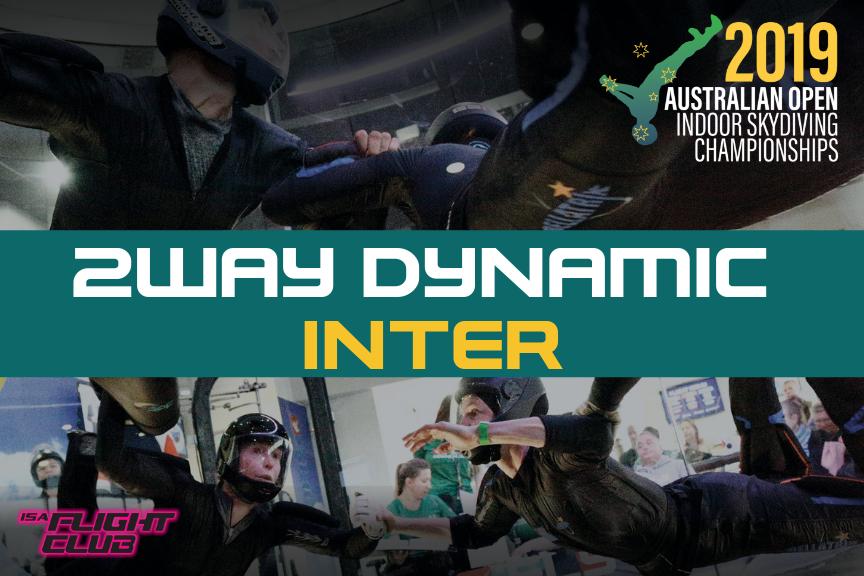 Australian Open 2019 - 2-way Dynamic Inter