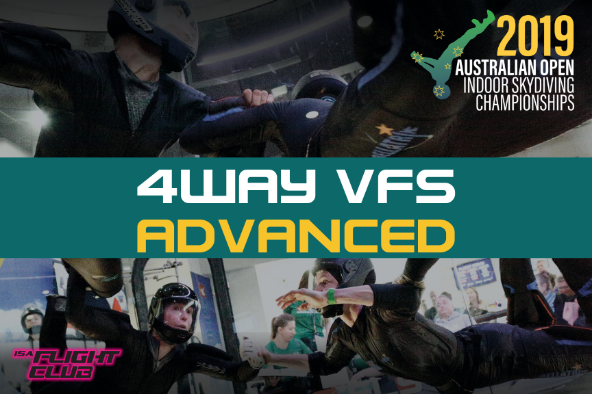 Australian Open 2019 - 4-way VFS Advanced
