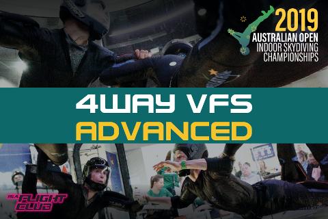 Australian Open 2019 - 4-way VFS Advanced - EARLY BIRD $50 OFF