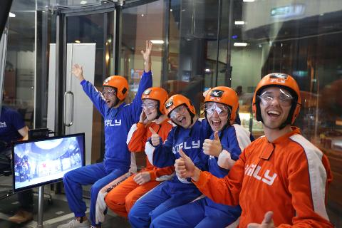 iFLY Family & Friends