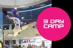iFLY Join The Sport - 3 Day Camp