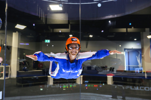 iFLY Fast Track