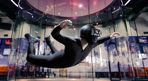 iFLY  Virtual Reality Package
