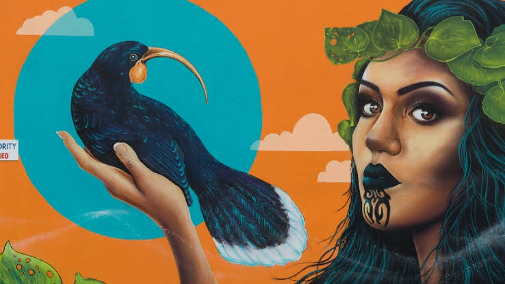 Maori Culture through Art