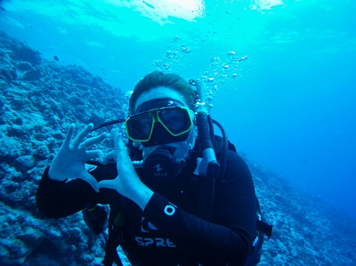 SSI Try Scuba Diving Course