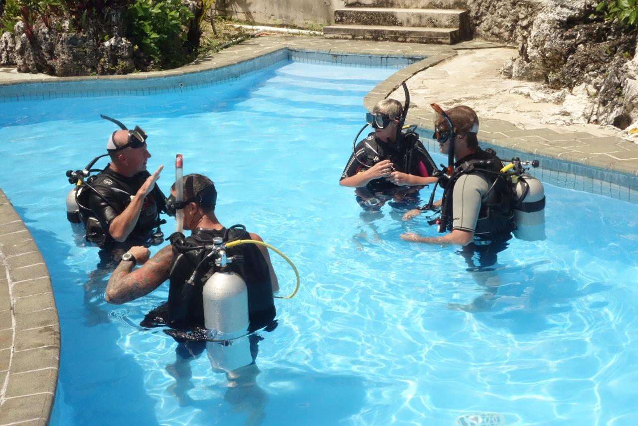 Dive Refresher