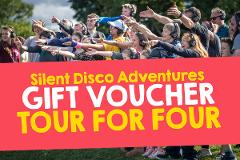Silent Adventure Gift Voucher (For 4)