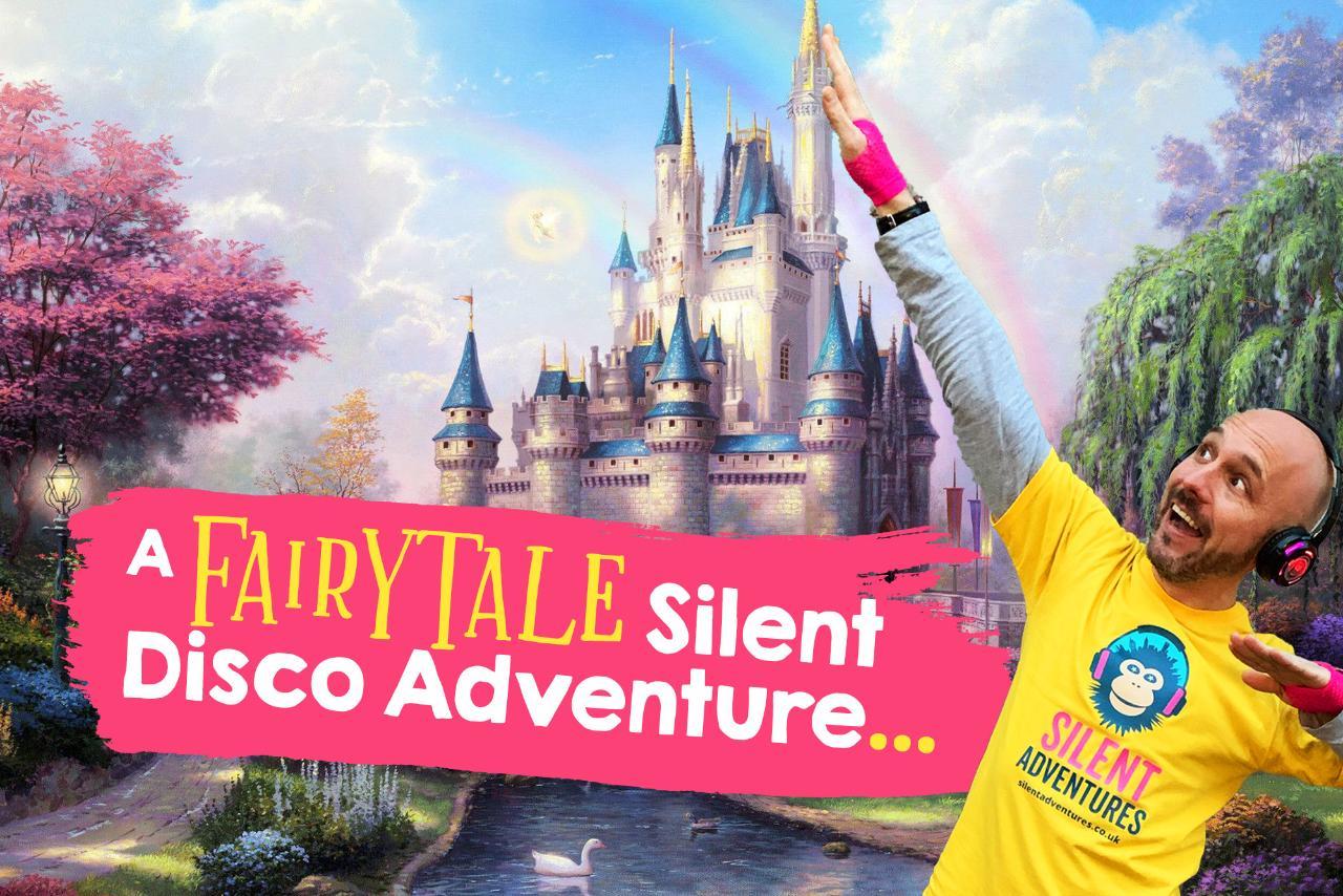 A Fairytale Silent Disco Adventure in Aberdeen