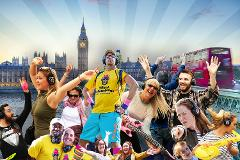 A Silent Disco Adventure in London