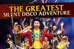 """The Greatest Silent Disco Adventure"" in Edinburgh"