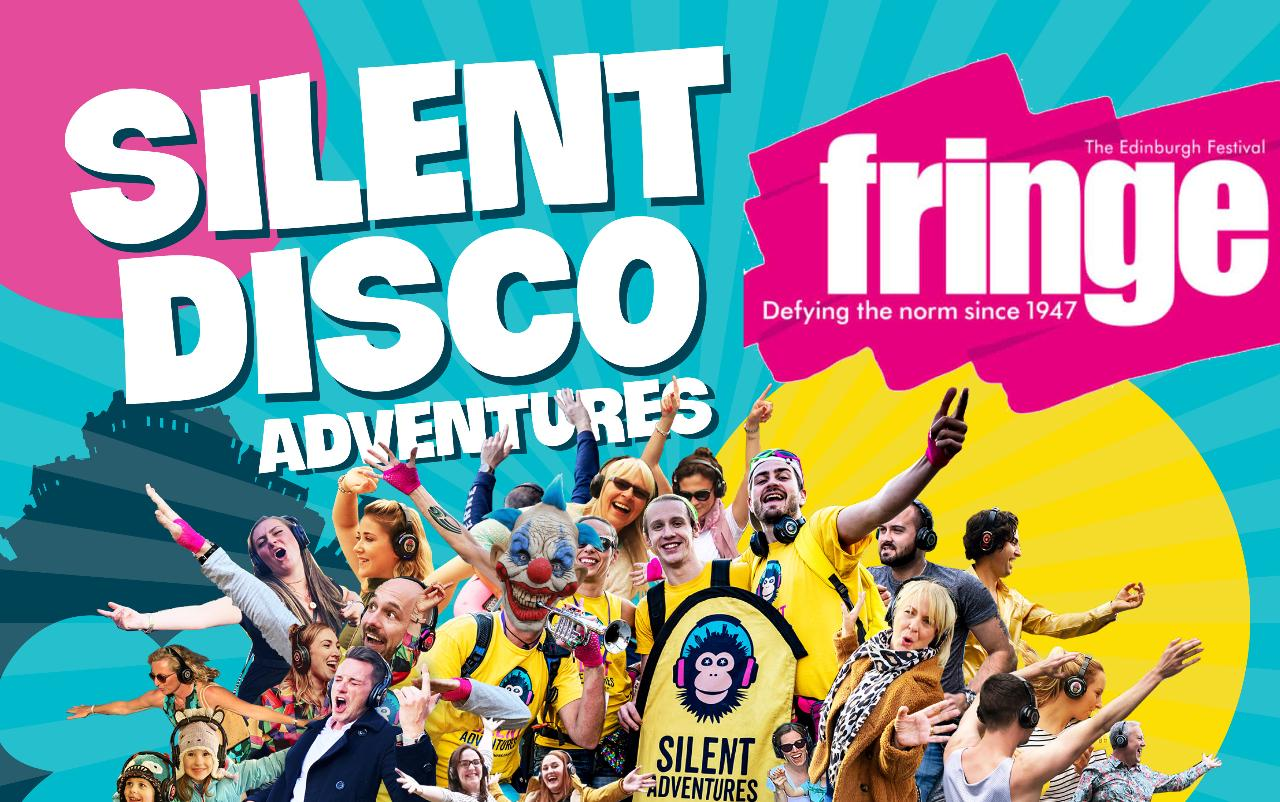 A Silent Disco Adventure at the Fringe