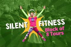 Silent Fitness (Block of 8 Classes)