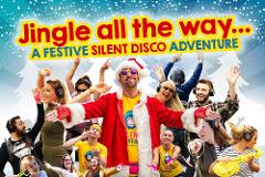 A Festive Silent Disco Adventure in Edinburgh