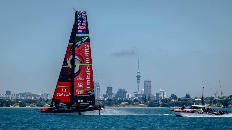 Round Robin Yacht Racing Spectators Cruise 2021