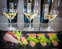 Sashimi Tasting