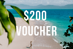 Fitzroy Island Resort - Gift Voucher - $200.00