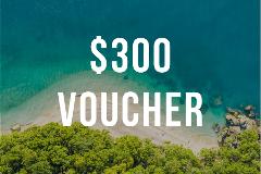 Fitzroy Island Resort - Gift Voucher - $300.00
