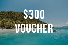 Fitzroy Island Resort - Gift Certificate - $300.00